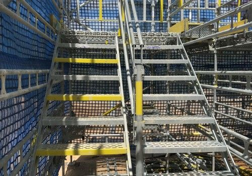 Scaffolding and Brickwork services by NJS Australia