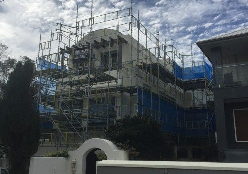 NJS Australia Scaffolding for Mermaid Beach, Gold Coast, Queensland