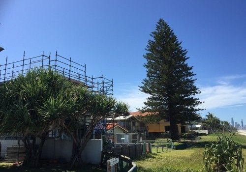 NJS Australia Scaffolding for Margate, Gold Coast, Queensland