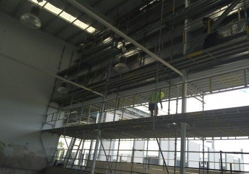 NJS Australia Commercial Scaffold, Pacific Heights, Queensland