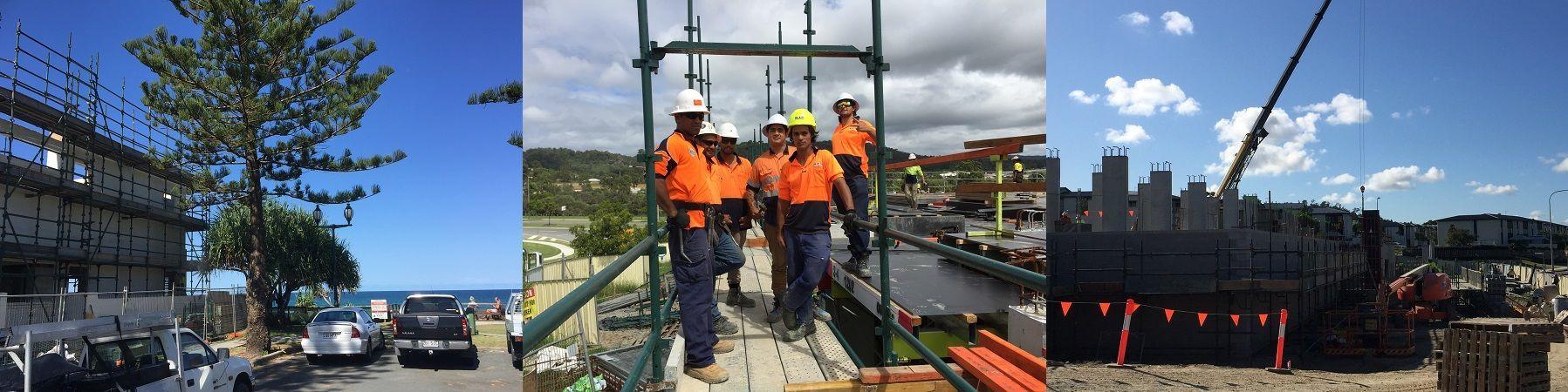 Domestic and Scaffolding Services Australia